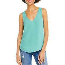 Buy Oasis High Back Vest Top Online at johnlewis.com