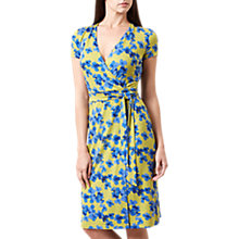 Buy Hobbs Sally Hydrangea Print Dress, Multi Online at johnlewis.com