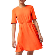 Buy Warehouse Flippy Dress Online at johnlewis.com