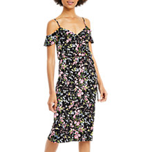 Buy Oasis Royal Worcester Collection Sadie Wrap Sun Dress, Multi Online at johnlewis.com