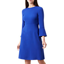 Buy Hobbs Cassie Dress, Cobalt Blue Online at johnlewis.com