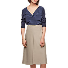 Buy Gerard Darel Jasmin Skirt, Beige Online at johnlewis.com