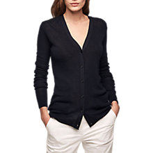 Buy Gerard Darel Wool Cardigan, Navy Blue Online at johnlewis.com