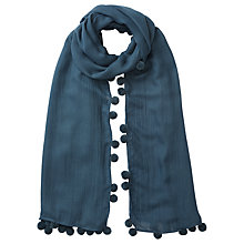 Buy Jigsaw Martha Cashmere-Blend Scarf Online at johnlewis.com