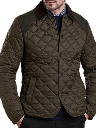 Barbour Land Rover Defender Mulbarton Quilted Jacket