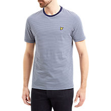 Buy Lyle & Scott Feeder Stripe T-Shirt Online at johnlewis.com