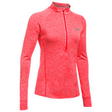 Buy Under Armour Tech 1/2 Zip Twist Long Sleeve Training Top, Navy Online at johnlewis.com