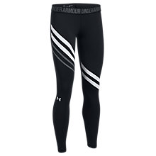 Buy Under Armour Favourite Training Leggings, Black Online at johnlewis.com