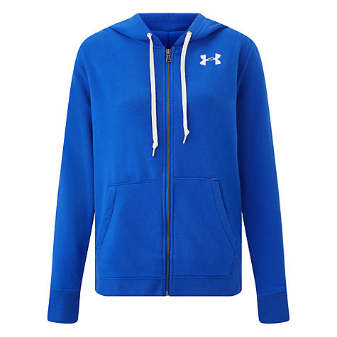 under armour tracksuit. buy under armour favourite fleece full-zip hoodie, blue online at johnlewis.com tracksuit o