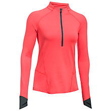 Buy Under Armour Run True 1/2 Zip Running Jacket Online at johnlewis.com