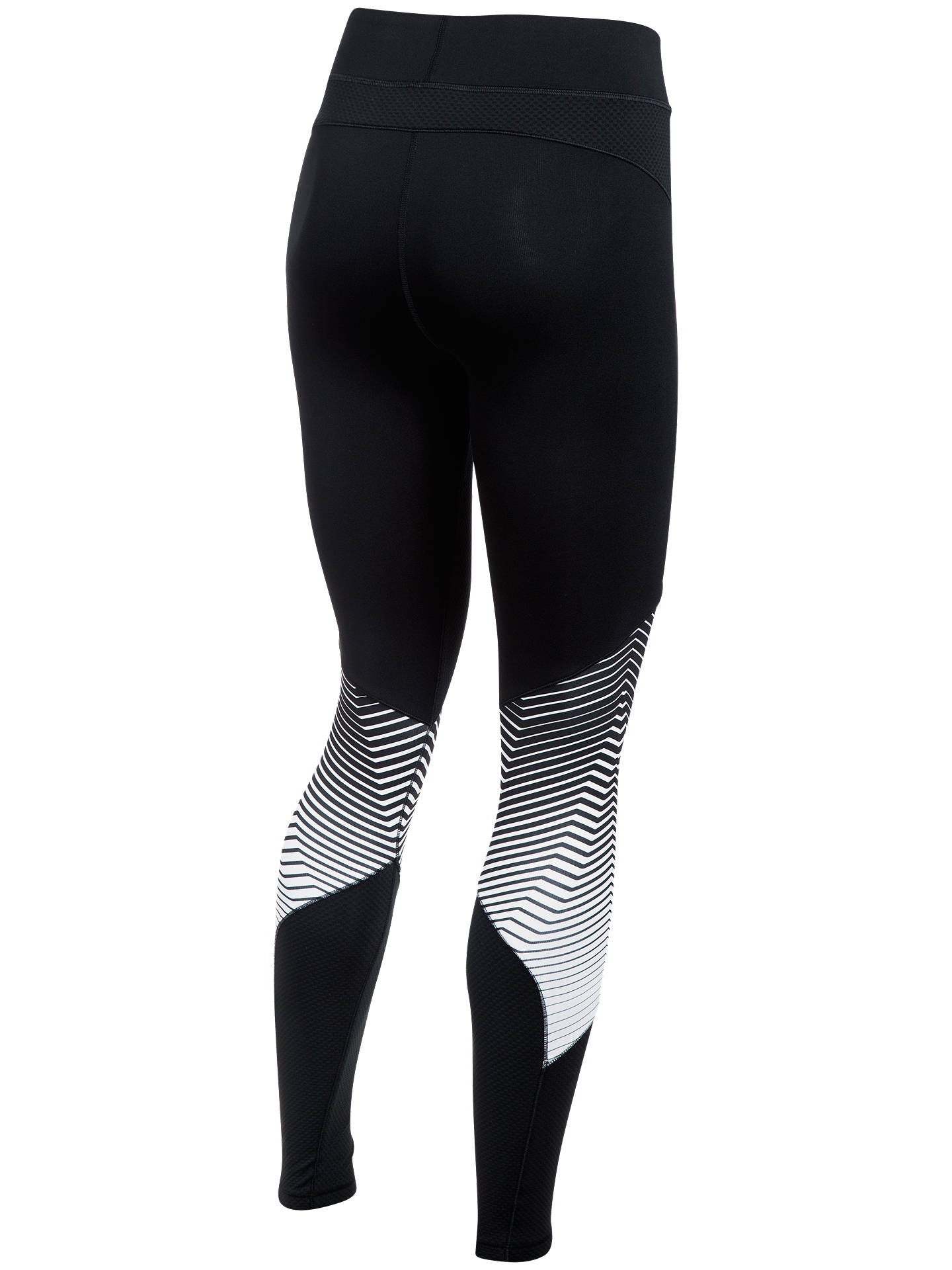 c03a08512ac4c2 ... Buy Under Armour ColdGear Reactor Running Tights, Black, XS Online at  johnlewis.com