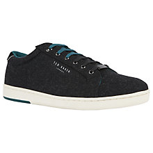 Buy Ted Baker Minem3 Textile Trainers Online at johnlewis.com