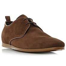Buy Bertie Bray Derby Shoes, Brown Online at johnlewis.com