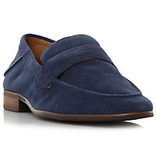 Buy Bertie President Suede Loafers Online at johnlewis.com