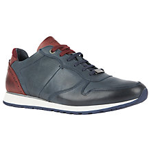 Buy Ted Baker Shindl Leather Trainers Online at johnlewis.com