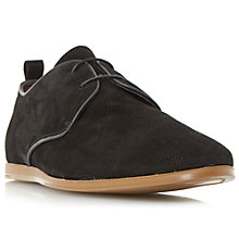 Buy Bertie Bray Derby Shoes, Black Online at johnlewis.com