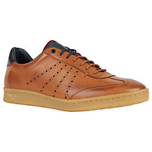 Buy Ted Baker Orlee Leather Trainers Online at johnlewis.com