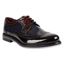 Buy Ted Baker Ttanum 3 Leather Brogues Online at johnlewis.com