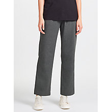 Buy John Lewis Flannel Easy Pull On Trousers Online at johnlewis.com