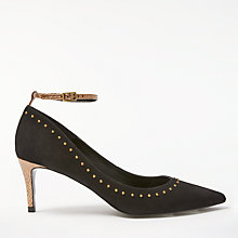 Buy AND/OR Amalur Stud Detail Court Shoes Online at johnlewis.com