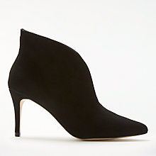 Buy John Lewis Wilma Shoe Boots, Black Online at johnlewis.com