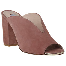 Buy L.K. Bennett Carmela Block Heeled Mule Sandals Online at johnlewis.com