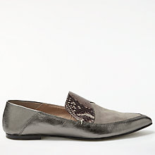 Buy Modern Rarity Gezana Pointed Toe Slipper Loafers Online at johnlewis.com