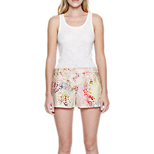 Buy French Connection Tiger Shark Shorts, Brule Multi Online at johnlewis.com