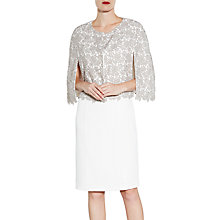 Buy Gina Bacconi Primrose Guipure Lace Cape Online at johnlewis.com
