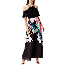 Buy Coast Flamenco Print Maxi Dress, Multi Online at johnlewis.com
