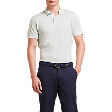 Buy Thomas Pink Wallis Polo Top, Green Online at johnlewis.com