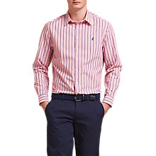 Buy Thomas Pink Avery Classic Fit Shirt, Multi/Pink Online at johnlewis.com