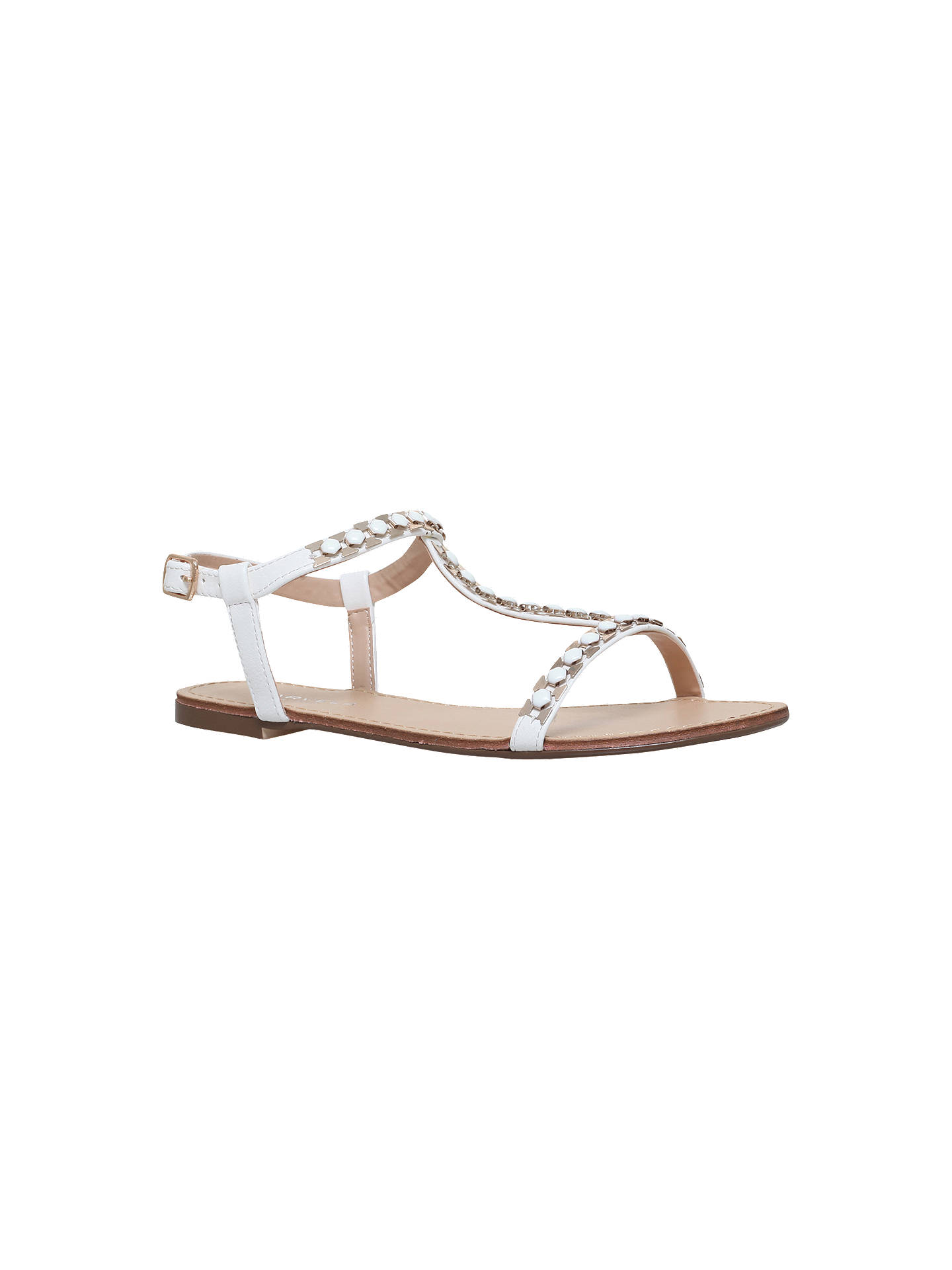 bd813e72c9b Buy Carvela Blaze T-Bar Embellished Sandals