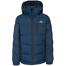 Buy Trespass Boys' Tuff Puffer Jacket Online at johnlewis.com
