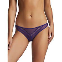 Buy Elle Macpherson Body Pure Bikini Briefs, Violet Online at johnlewis.com