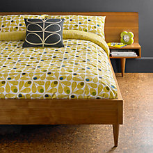 Buy Orla Kiely Acorn Cup Bedding Online at johnlewis.com