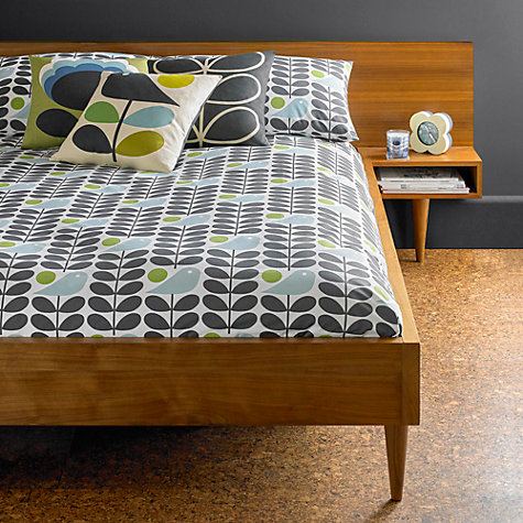 Buy Orla Kiely Early Bird Cotton Bedding Online at johnlewis.com