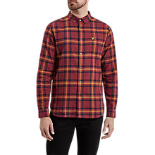 Buy Lyle & Scott Check Flannel Shirt Online at johnlewis.com
