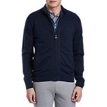 Buy Barbour International Dart 2-in-1 Jacket, Navy Online at johnlewis.com