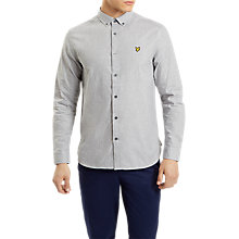 Buy Lyle & Scott Brushed Chambray Shirt Online at johnlewis.com