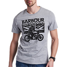 Buy Barbour Cruise T-Shirt Online at johnlewis.com