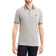 Buy Lyle & Scott Oxford Polo Top, Olive Online at johnlewis.com