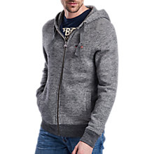 Buy Barbour International Cylinder Hoodie, Slate Grey Online at johnlewis.com