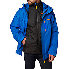 Buy Helly Hansen Squamish CIS Waterproof Men's Jacket Online at johnlewis.com
