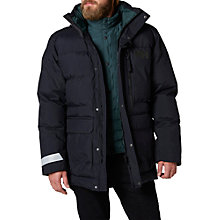 Buy Helly Hansen Tromsoe Waterproof Insulating Men's Jacket, Black Online at johnlewis.com