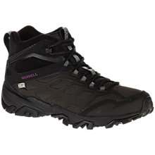 Buy Merrell Moab FST Ice+ Thermo Women's Walking Shoes, Black Online at johnlewis.com
