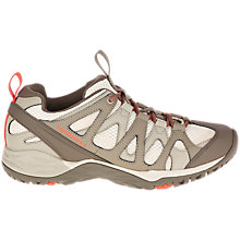 Buy Merrell Siren Hex Women's Walking Shoes, Grey Online at johnlewis.com