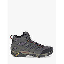 Buy Merrell MOAB 2 Mid GORE-TEX Men's Hiking Boots, Beluga Online at johnlewis.com