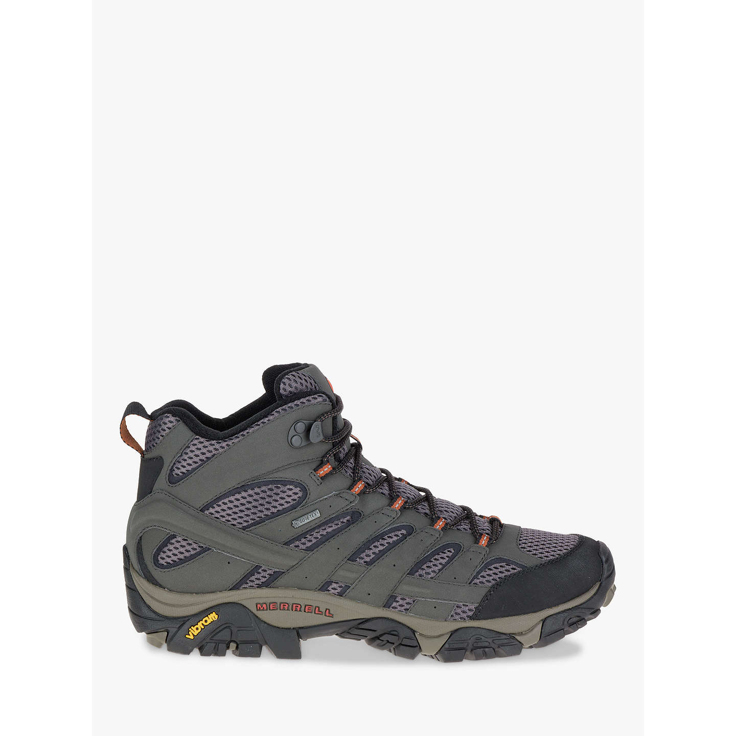 BuyMerrell MOAB 2 Mid GORE-TEX Men's Hiking Boots, Beluga, 7 Online at ...