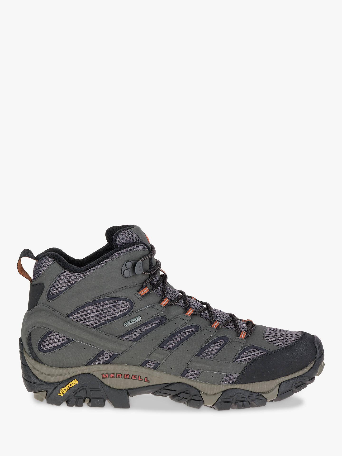 0e3cb71e0bd Merrell MOAB 2 Mid GORE-TEX Men's Hiking Boots, Beluga